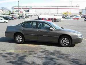 Purchase Used 2002 Chevrolet Impala Base Sedan 4