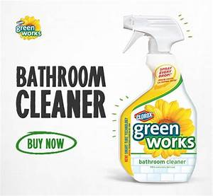 17 best images about green worksr products on pinterest for Greenworks bathroom cleaner