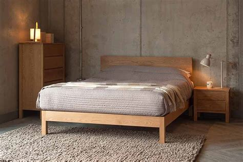 wooden futon malabar contemporary wooden bed bed company