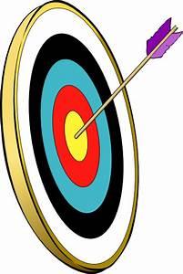 Arrow In The Gold Clip Art at Clker.com - vector clip art ...
