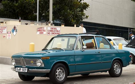 1968 Bmw 2002 Information And Photos Momentcar
