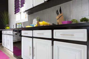 couleurs pour repeindre des meubles de cuisine deco cool
