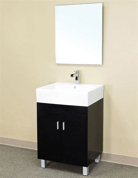bathroom vanity 24 inch bellaterra home 203146 bathroom vanity espresso