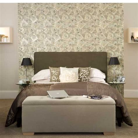 Loft Bedroom Feature Wall by Feature Wall Wallpaper 2017 Grasscloth Wallpaper