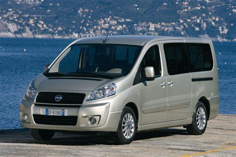 Fiat Scudo by Just Car Rentals Fiat Scudo I