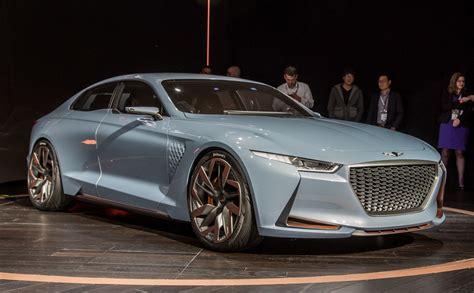 hyundai genesis coupe concept  improvements