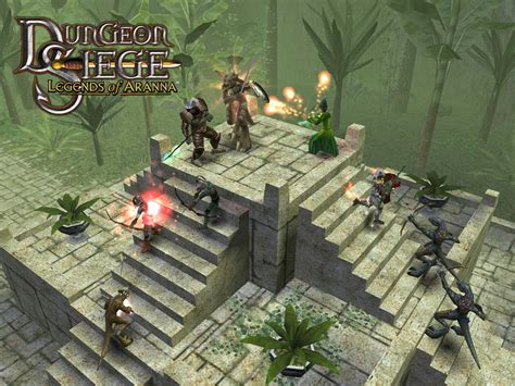 dungeon siege 1 dungeon siege legends of aranna free version