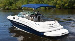 sea 240 sundeck boat for sale from usa