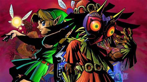 Zelda Breath Of The Wild Wallpapers Zelda Majoras Mask 3d Wallpaper