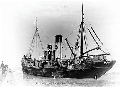 Scottish Fishing Boat Registration Numbers by Daniel 1920