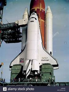 Space Shuttle Challenger Stock Photos Space Shuttle