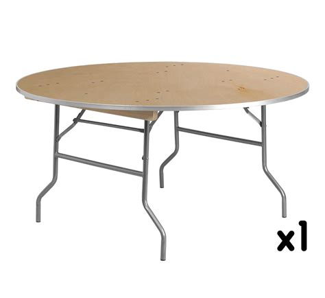 1 60 inch table