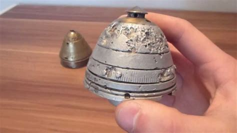 Ww1 Russian 75mm Artillery Shell Fuse