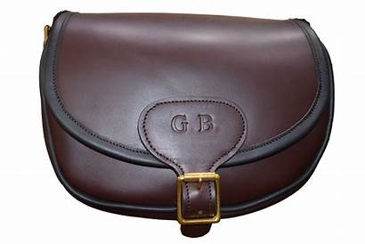 Cartridge Bag Traditional Leather Bags Shooting Accessories
