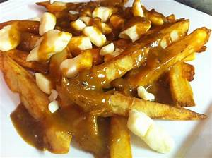 Perfect Poutine with Bacon Gravy Recipe | Club Foody ...