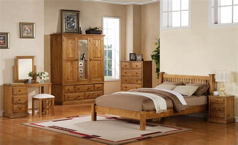 primrose solid chunky pine bedroom furniture small dressing table ebay