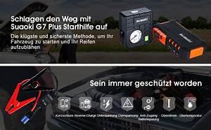 Auto Starthilfe Gerät : suaoki auto starthilfe 18000mah 600a autobatterie anlasser und ladeger t lcd display und led ~ Orissabook.com Haus und Dekorationen