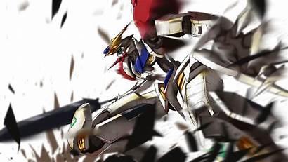 Gundam Barbatos Orphans Iron Blooded Lupus Wallpapers