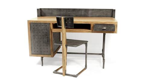 bureau en pin brut bureau bois brut mzaol com