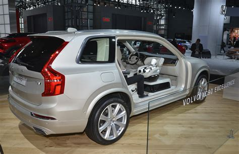 volvos ultra luxurious xc excellence priced