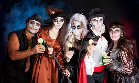 adult halloween party themes