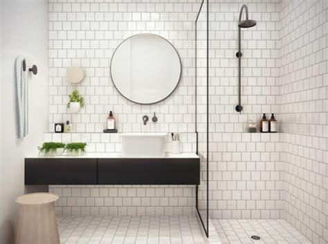 Badezimmer Fliesen Floral by Modernes Badezimmer Ideen Zur Inspiration 140 Fotos