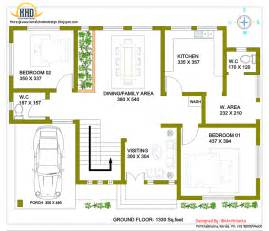 2 storey house plans 2 storey house design with 3d floor plan 2492 sq indian house plans