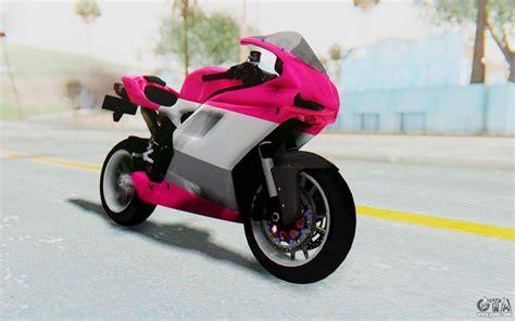 Ducati Modification by Ducati 1098r High Modification For Gta San Andreas