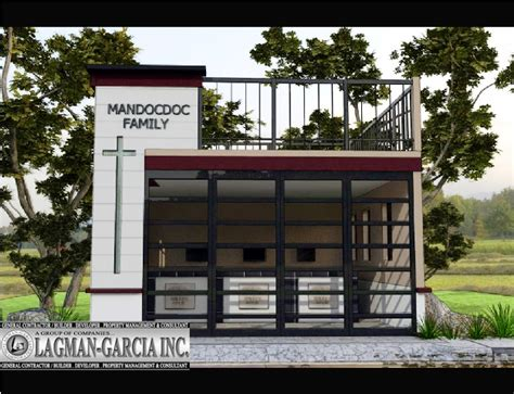 ANOTHER PROJECT CLOSED: MANDUCDOC-REYES MAUSOLEUM