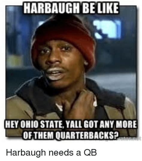 Ohio State Meme Ohio State Memes Of 2016 On Sizzle San Francisco 49ers
