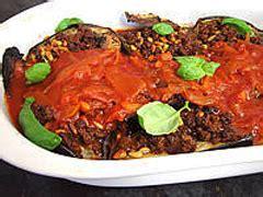 cuisine libanaise aubergine recette aubergines à la libanaise