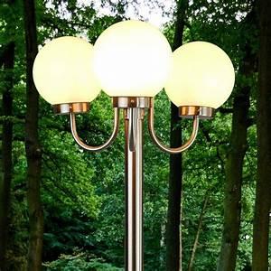 Lampadaire D Extérieur : lampadaires de jardin lampenwelt achat vente de ~ Edinachiropracticcenter.com Idées de Décoration