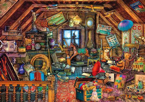 puzzle aimee stewart treasures   roof schmidt