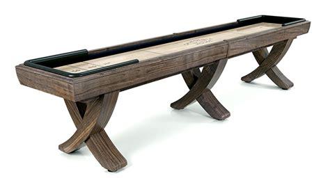 a shuffleboard table shuffleboard table 7337
