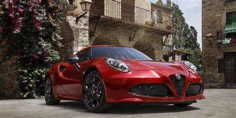 Alfa Romeo 4c Coupe by 2017 Alfa Romeo 4c Coupe Vs Jaguar F Type Comparison