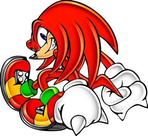 Sonic Adventure Knuckles