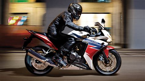 honda cbrr abs review specs pictures