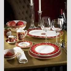 Villeroy & Boch Plates And Porcelain Tableware Photos
