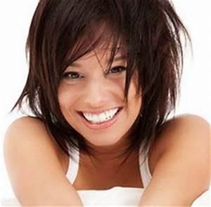 Coiffure Simple Femme : coiffure femme 20 ans coupe de cheveux ~ Melissatoandfro.com Idées de Décoration