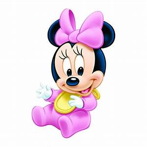 Minnie bebé TrazaIdeas