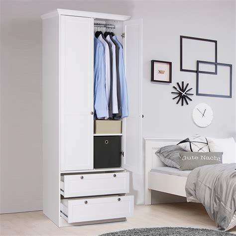 Ikea Kleiderschrank Landhausstil by Kleiderschrank Landwood Landhausstil Schrank Wei 223 2 T 252 Ren