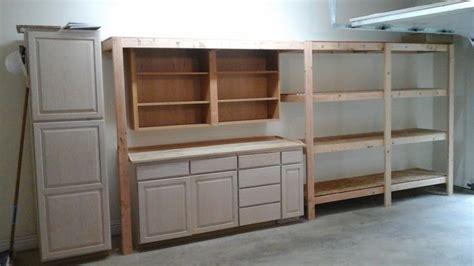 2x4 cabinet plans kitchen cabinets 2x4 diy garage storage favorite