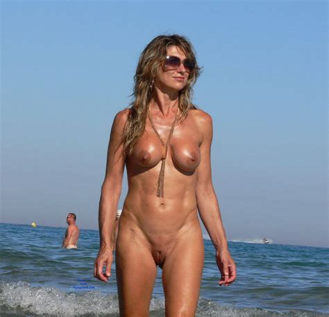 Nude Beach Paradise October Voyeur Web