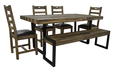 boxing week sale flea market dining table 4 chairs
