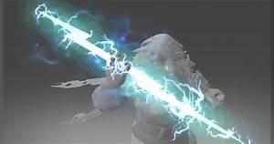 Zeus Righteous Thunderbolt Dota 2 Mods