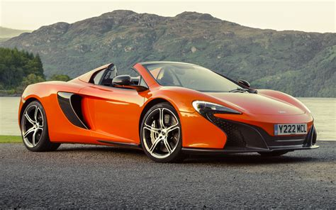 The Spider Car by Mclaren 650s Spider 2014 Uk Wallpapers And Hd Images
