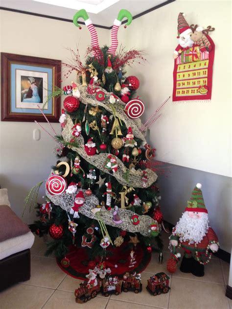 arbol de navidad 2013 decoracion navidad pinterest