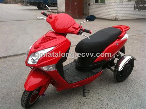 Three Wheel Electric Motorcycle (gm690e) From China