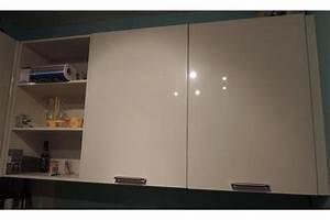 Einbauküche Ohne Elektrogeräte : gebrauchte einbauk che von nobilia farbe magnolia hochglanz in seddiner see k chenzeilen ~ Frokenaadalensverden.com Haus und Dekorationen