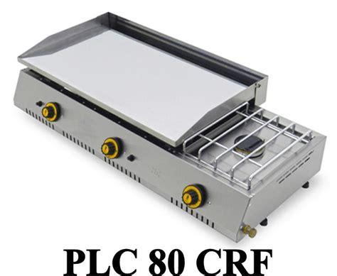 cuisiner avec une plancha plancha gaz avec réchaud fainca plc 800 réf